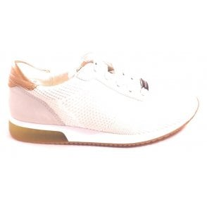 12-24069 Lissabon Fusion Off White Trainers