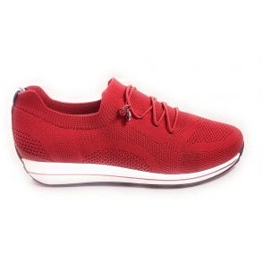 12-34524 Osaka Highsoft Red Trainer