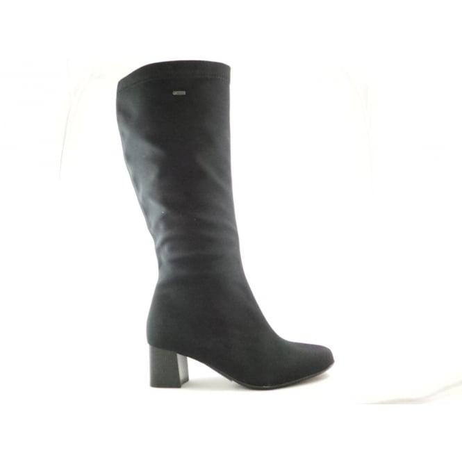 Ara 12-43552 Chelsea Black Gore-Tex Long Boot
