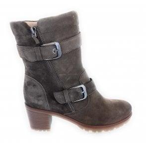 12-47368 Mantova Light Brown Nubuck Ankle Boot