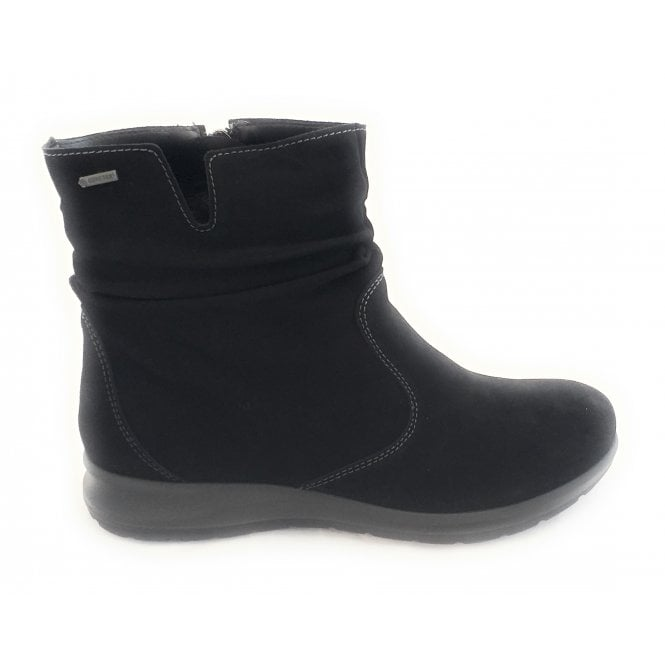 Ara 12-49827 Tokio Black Waterproof Gore-Tex Boot