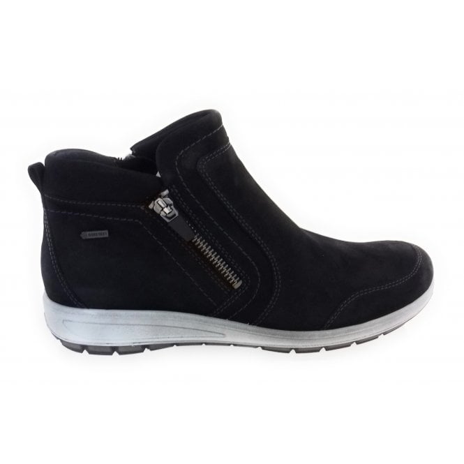 Ara 12-49847 Tokio Black Gore-Tex Casual Boot