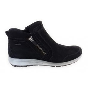 12-49847 Tokio Black Gore-Tex Casual Boot