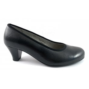 12-54220 Auckland Black Court Shoe