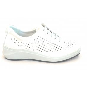 13000GT Fenix Beige Leather Casual Shoe