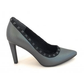 2-22449 Pewter Court Shoe