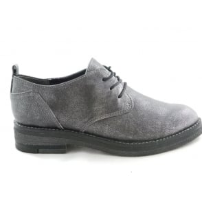 2/23707/29 Lera Grey Lace-Up Shoe