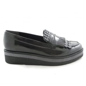 Marco Tozzi 2/24727/29 Lastra Ladies Black Loafer