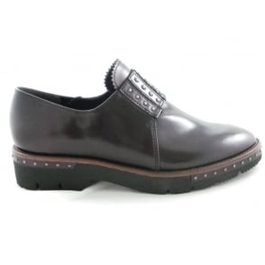 2/24734/39 Lizza Merlot Slip On Casual Shoe