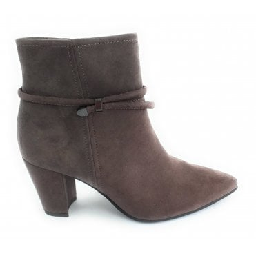 2-25050 Taupe Ankle Boot