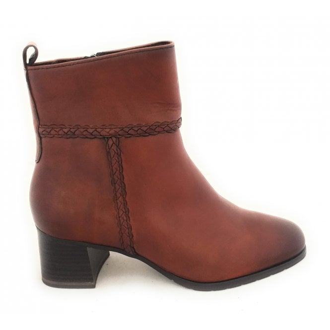 Marco Tozzi 2-25338 Brown Leather Boots
