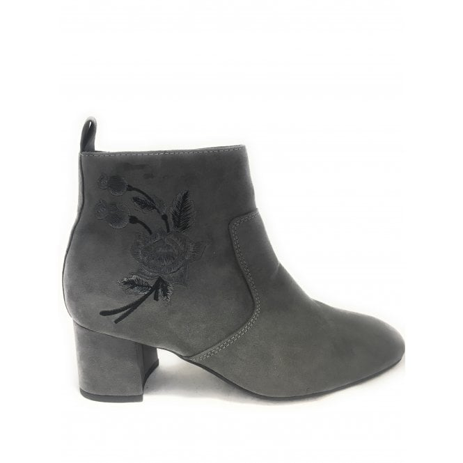 Marco Tozzi 2-25351 Womens Grey Ankle Boot