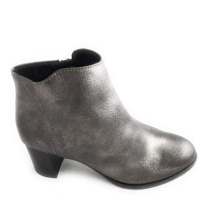 Marco Tozzi 2-25397 Bronze Ankle Boot