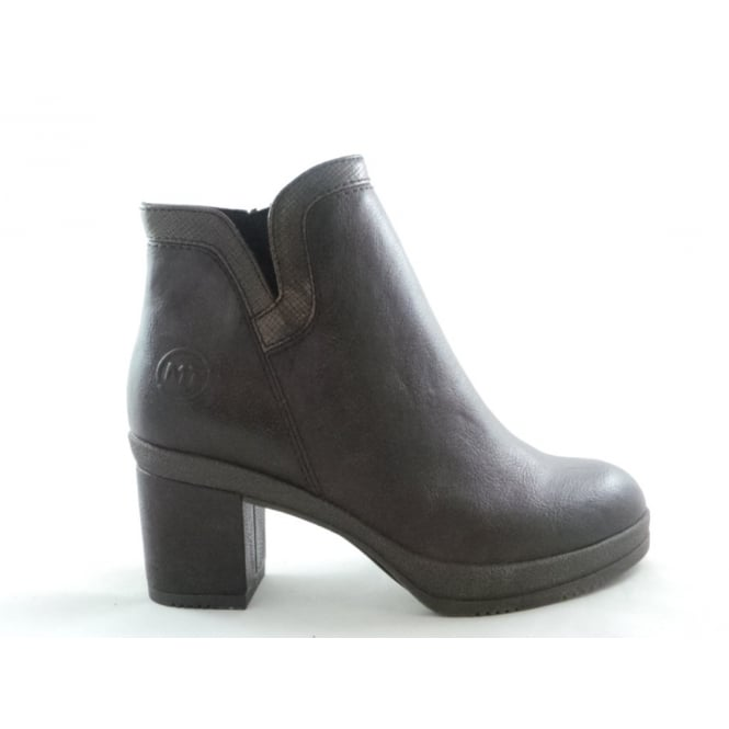 Marco Tozzi 2/25844/39 Pesa Brown Ankle Boot