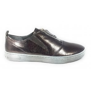 22-53210 Dublin Pewter Slip-On Casual Shoes