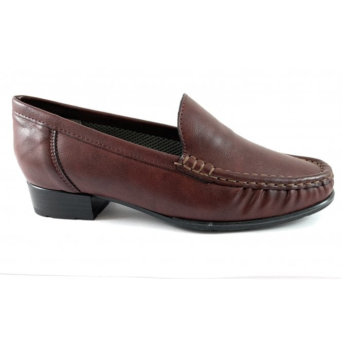 Jenny 22-60107 Atlanta Burgundy Loafer