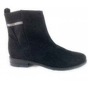 25370-23 Black Chelsea Boot