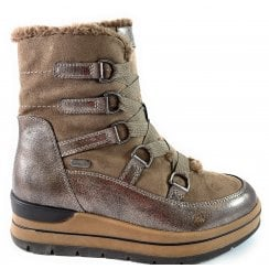 26717-33 Taupe Winter Boot
