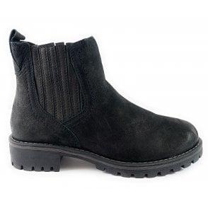 26822 Black Chelsea Boot