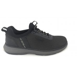 321-A5161 Osage Exko Dark Green Casual Lace-Up Shoes