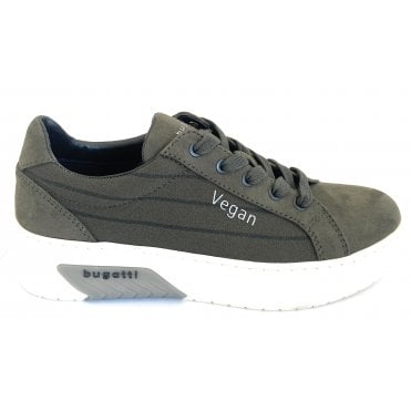 431-99502-6469-7110 Olinda Dark Green Casual Shoe