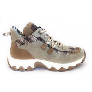 432-95203 Yuki Light Brown Casual Boots