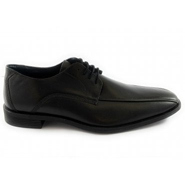 Benjamin Black Leather Lace-Up Shoe