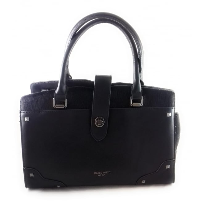 Marco Tozzi Black Shoulder Bag