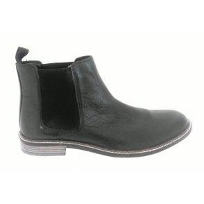 Blakesley Men's Black Leather Chelsea Boot