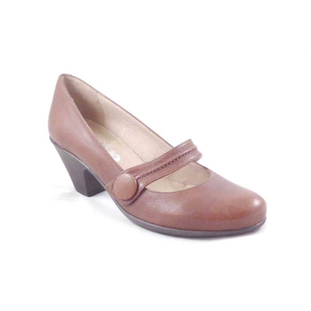 Brown Court Shoes Uk