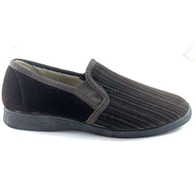 Goodyear Calder Mens Brown Slippers