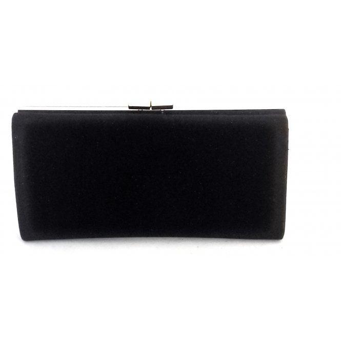 Lotus Chicory Black Shimmer Handbag