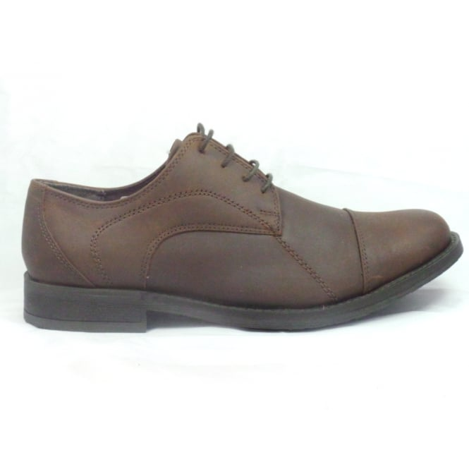 Lotus Coldfield Brown Leather Lace-Up Mens Shoe