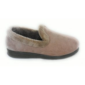 Daphney Camel Slipper
