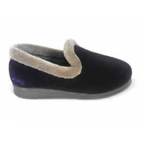 Daphney Purple Slipper