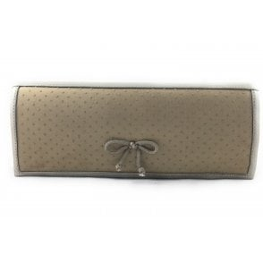 Dark Gold Clutch Bag