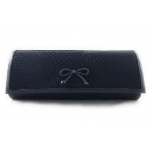 Dark Navy Clutch Bag