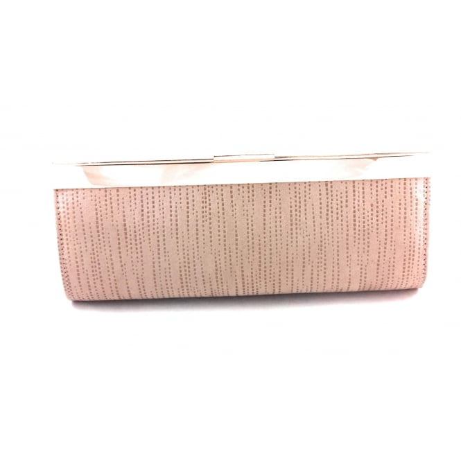 Lotus Demi Natural Print Clutch Bag