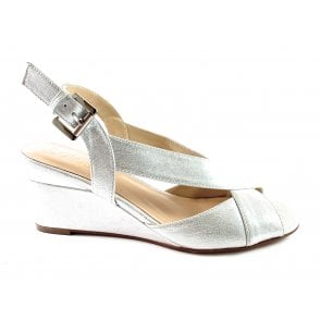 Dominica Silver Wedge