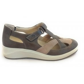 Fenix Brown Leather Casual Shoe