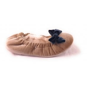 Floss Beige Slipper
