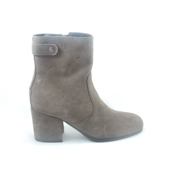Aeros G361 Melita Taupe Suede Ankle Boot