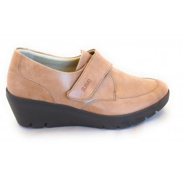 Granada Light Brown Leather Casual Shoes