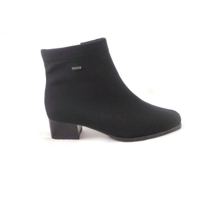 Ara Graz St 12 41852 Black Gore Tex Ankle Boot