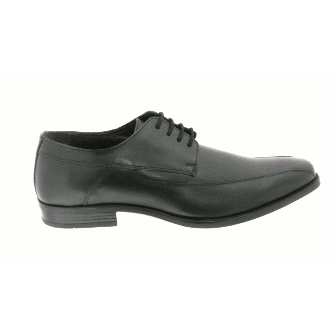 Lotus Holgate Men's Black leather Lace-Up Shoe