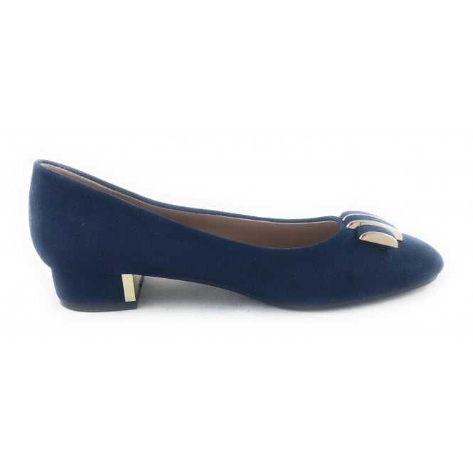 Lunar Janice Navy Blue Pump
