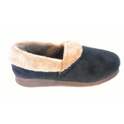 Judith Blue Slipper