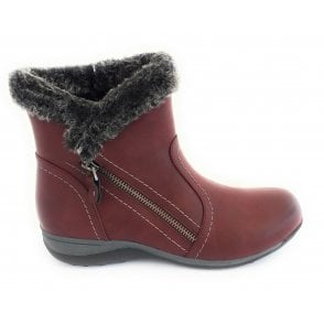Martha Bordo Ankle Boot