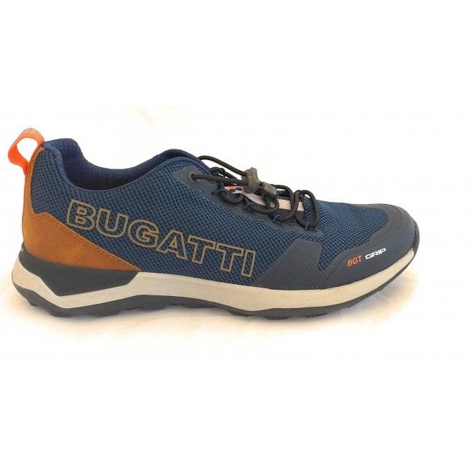 Bugatti Meru 342-84903-5900 Mens Dark Blue Trainers