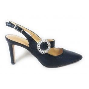 Mishka Black Court Shoes